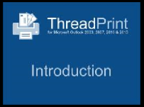 ThreadPrint Video